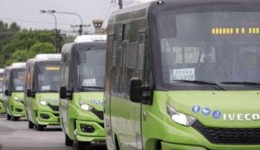 Pančevo: stigli novi ekološki autobusi
